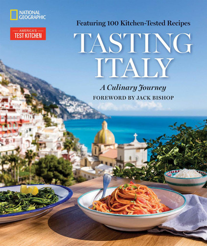 Tasting Italy: A Culinary Journey