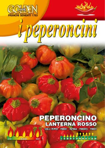 Peperoncino Lanterna Rosso (97-159)