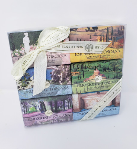 Emozioni in Toscana / Tuscan Emotions Gift Soap Collection