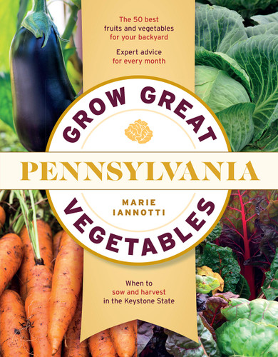 Grow Great Vegetables (Regional Vegetable Gardening Series)