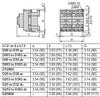 Schneider Electric LC2D09R7 dimensions