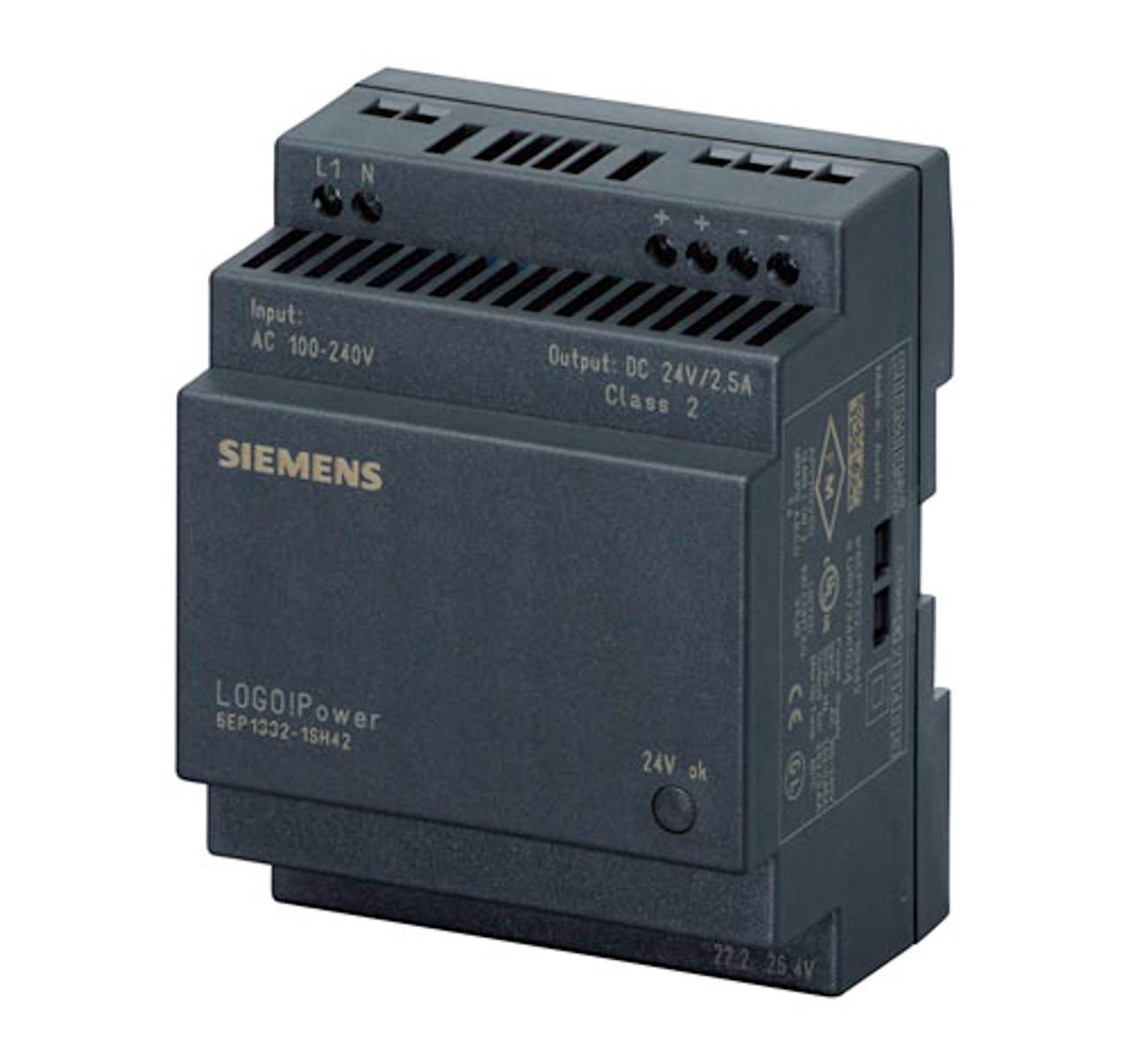 Siemens 6EP1322-1SH02 12V LOGO!Power I//O Power Module