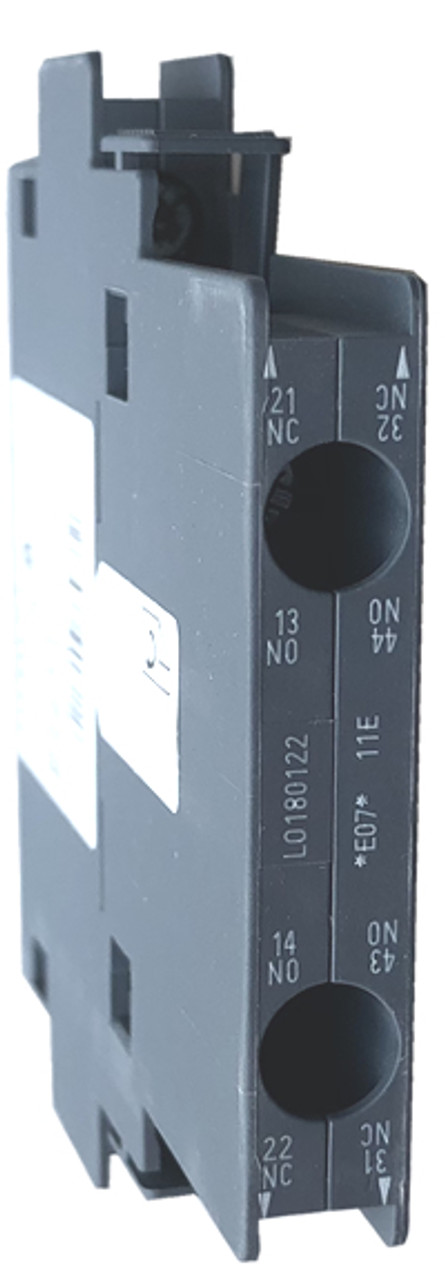 Siemens 3RH1921-1JA11 Auxiliary Side