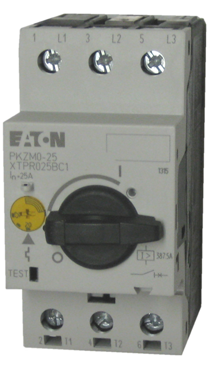 Moeller PKZM0-25 Manual Motor Starter