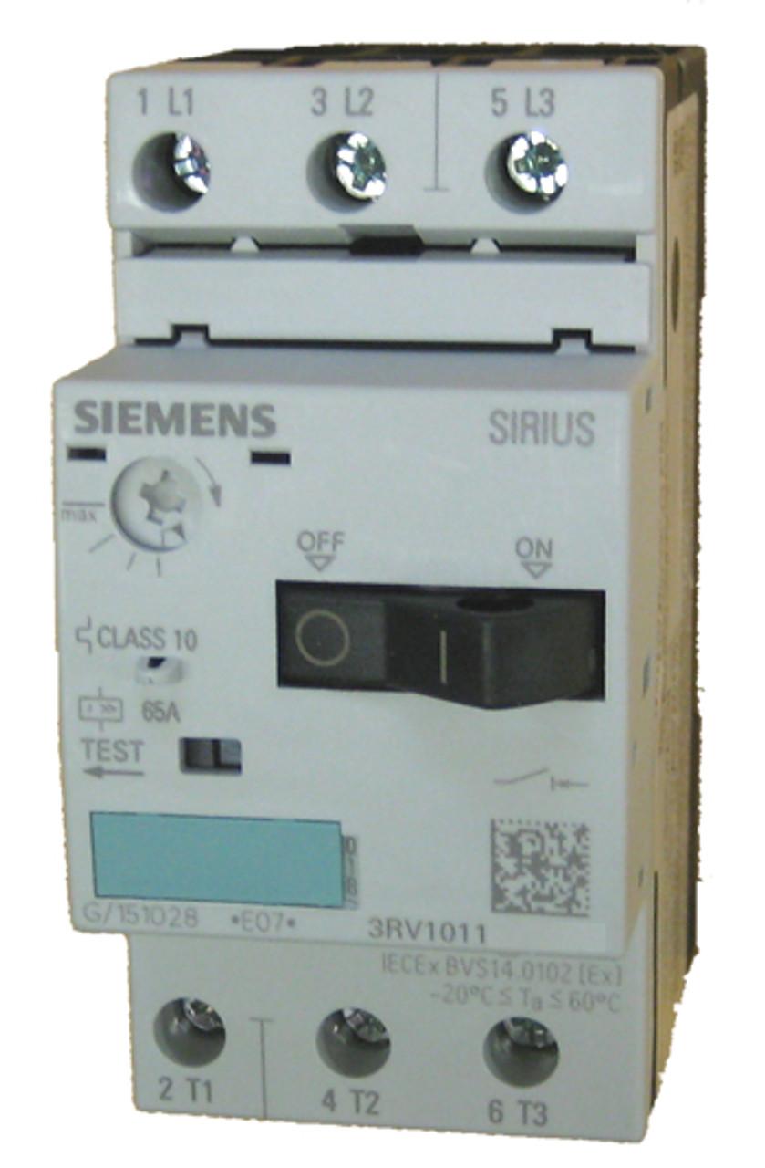 3RV SIEMENS SIRIUS 3RV1021-0KA10