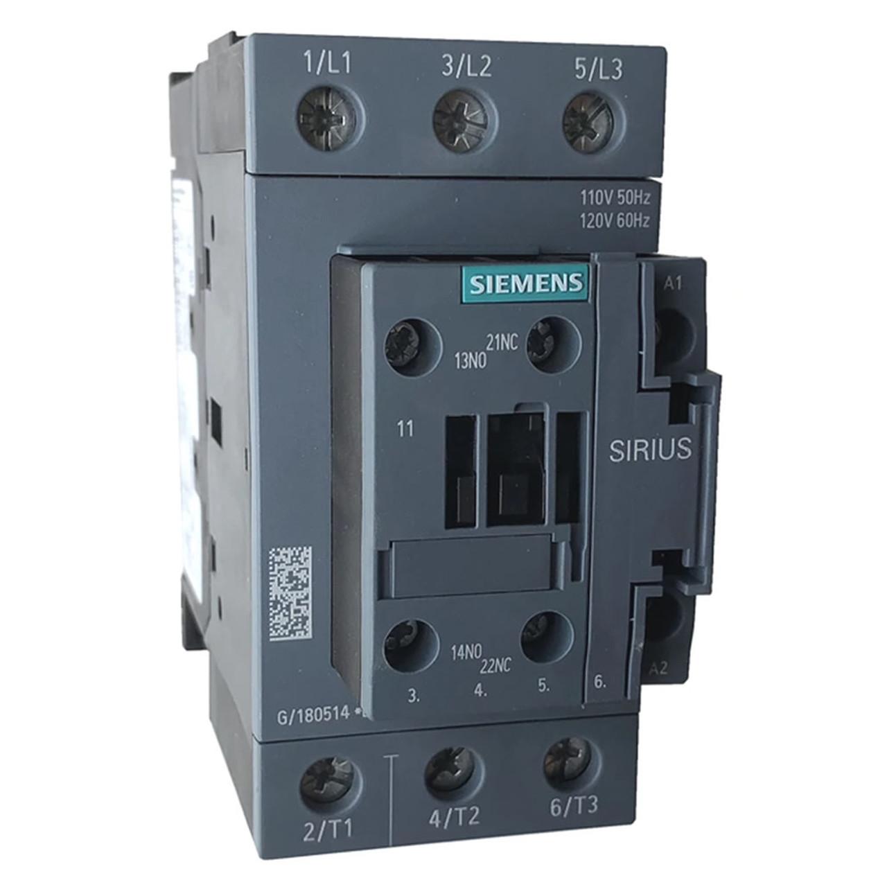 Siemens 3RT2038-1AK60 contactor