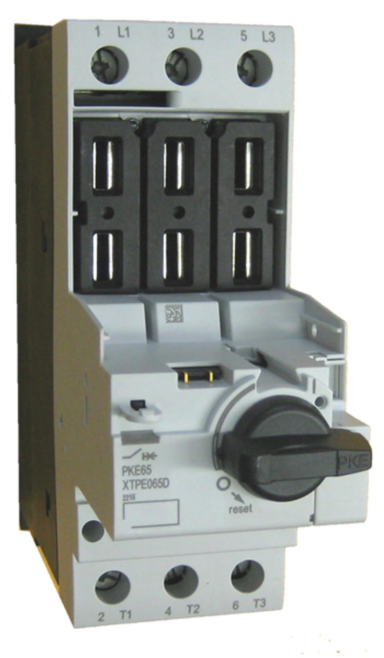 Eaton XTPE065D Motor Protector Base