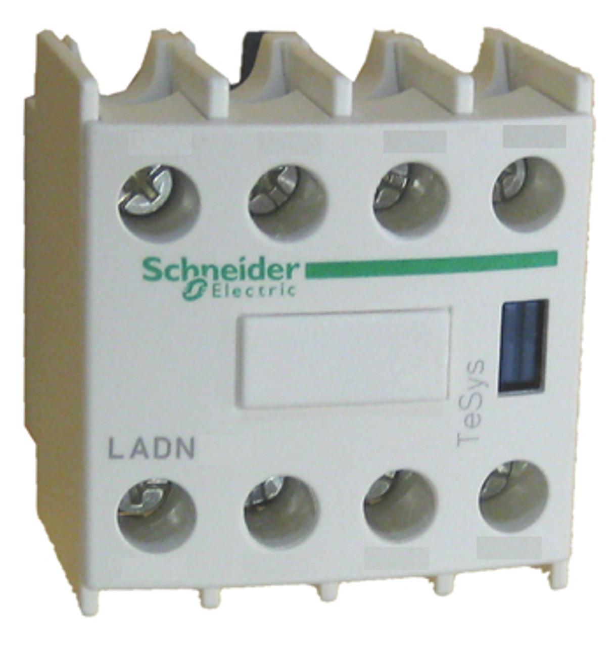 Business & Industrial NEW SCHNEIDER LADN40 CONTCT BLOCK Auxiliary ...