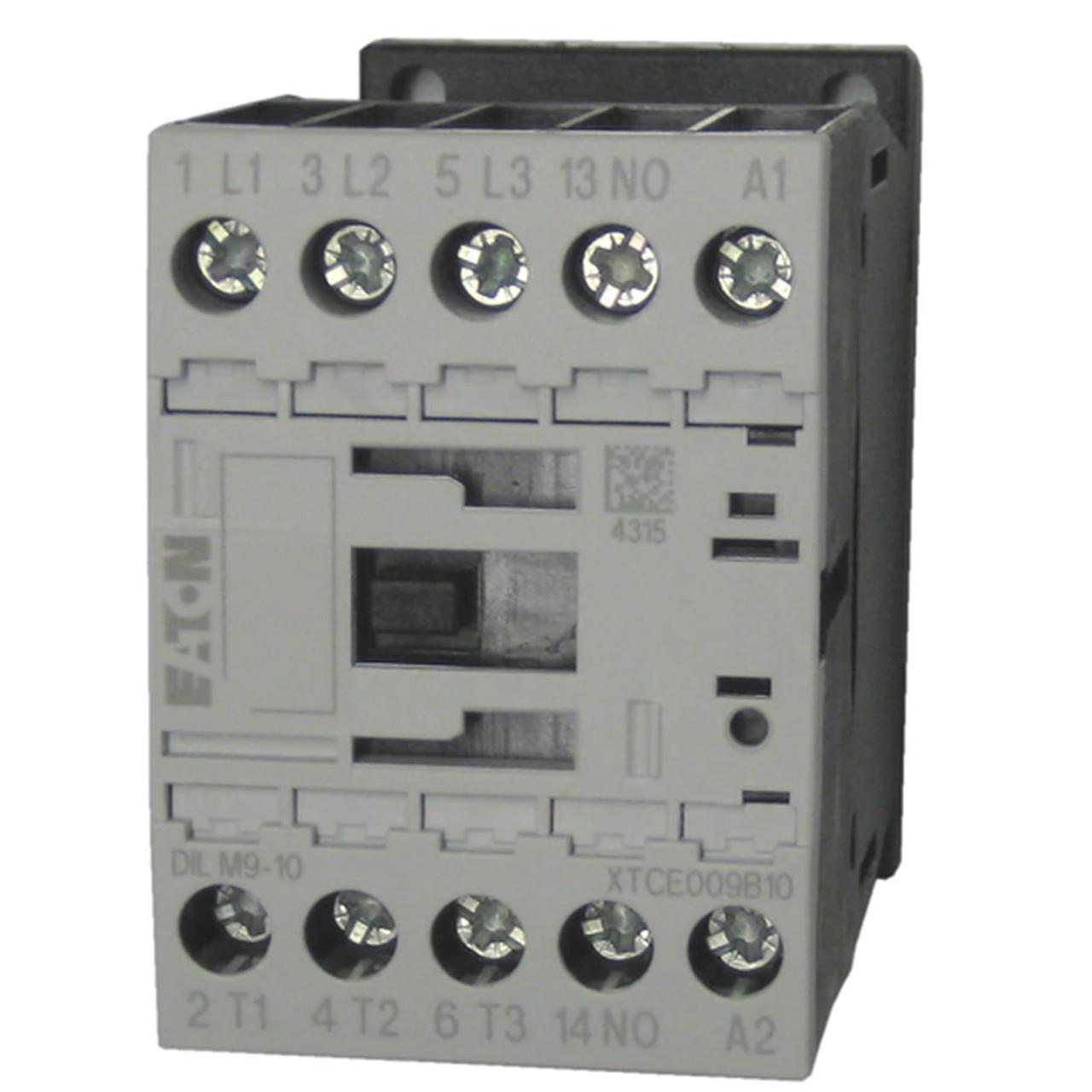 Eaton XTCE009B10L contactor