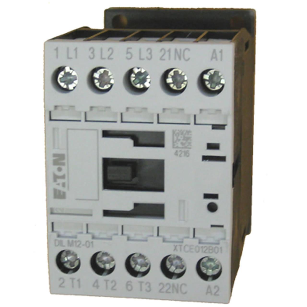 Eaton XTCE012B01H contactor