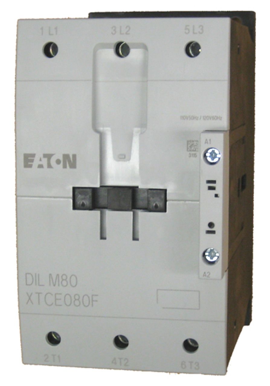 Eaton XTCE080F00W contactor