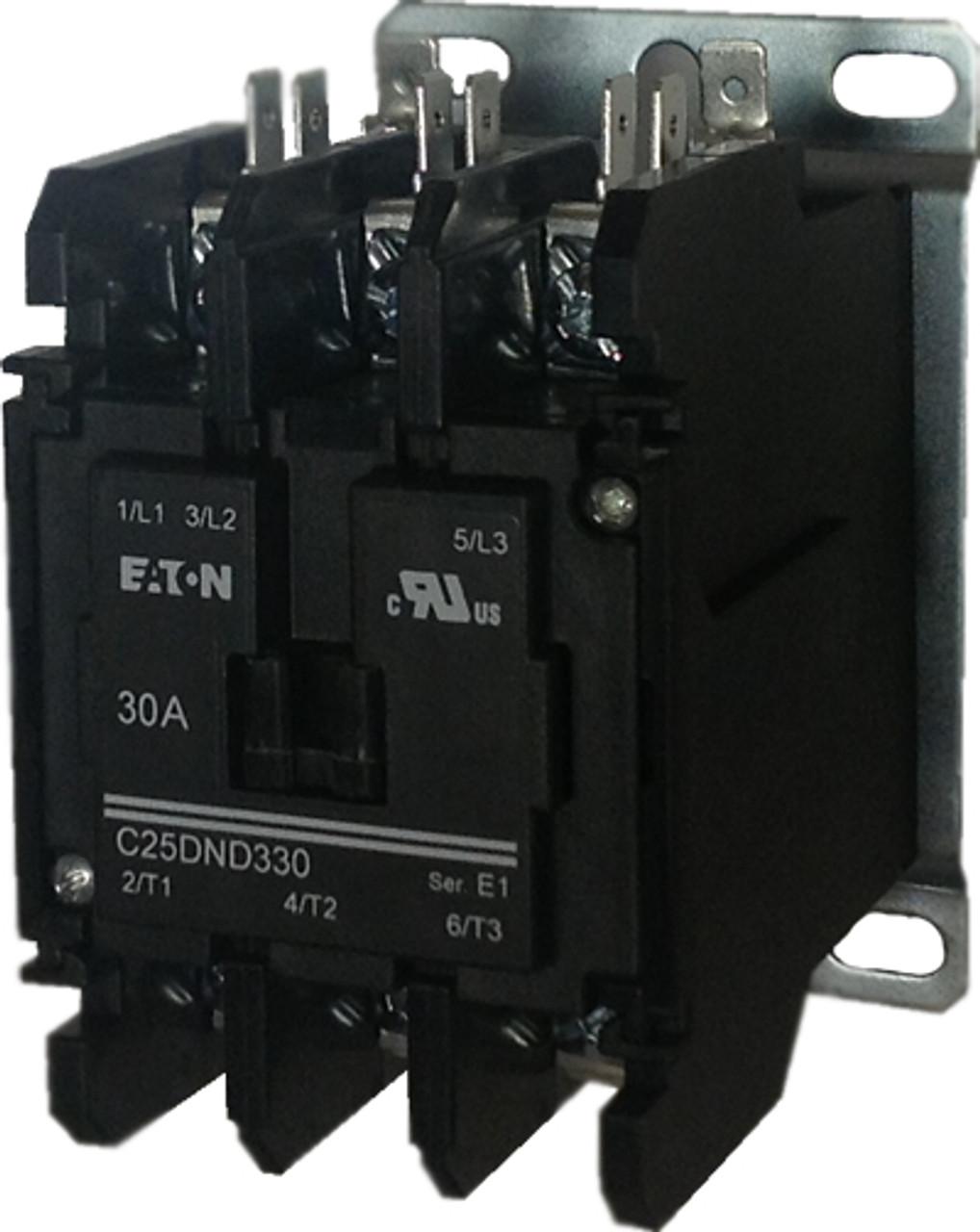 Eaton C25DND330J contactor