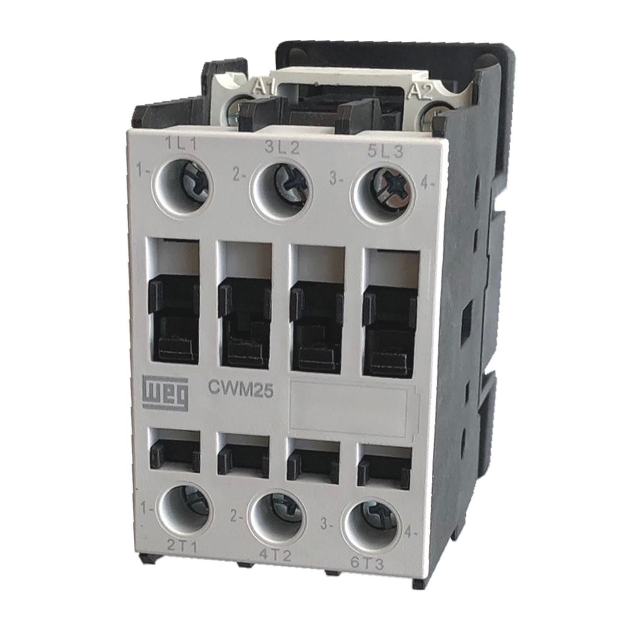 WEG CWM25 contactor