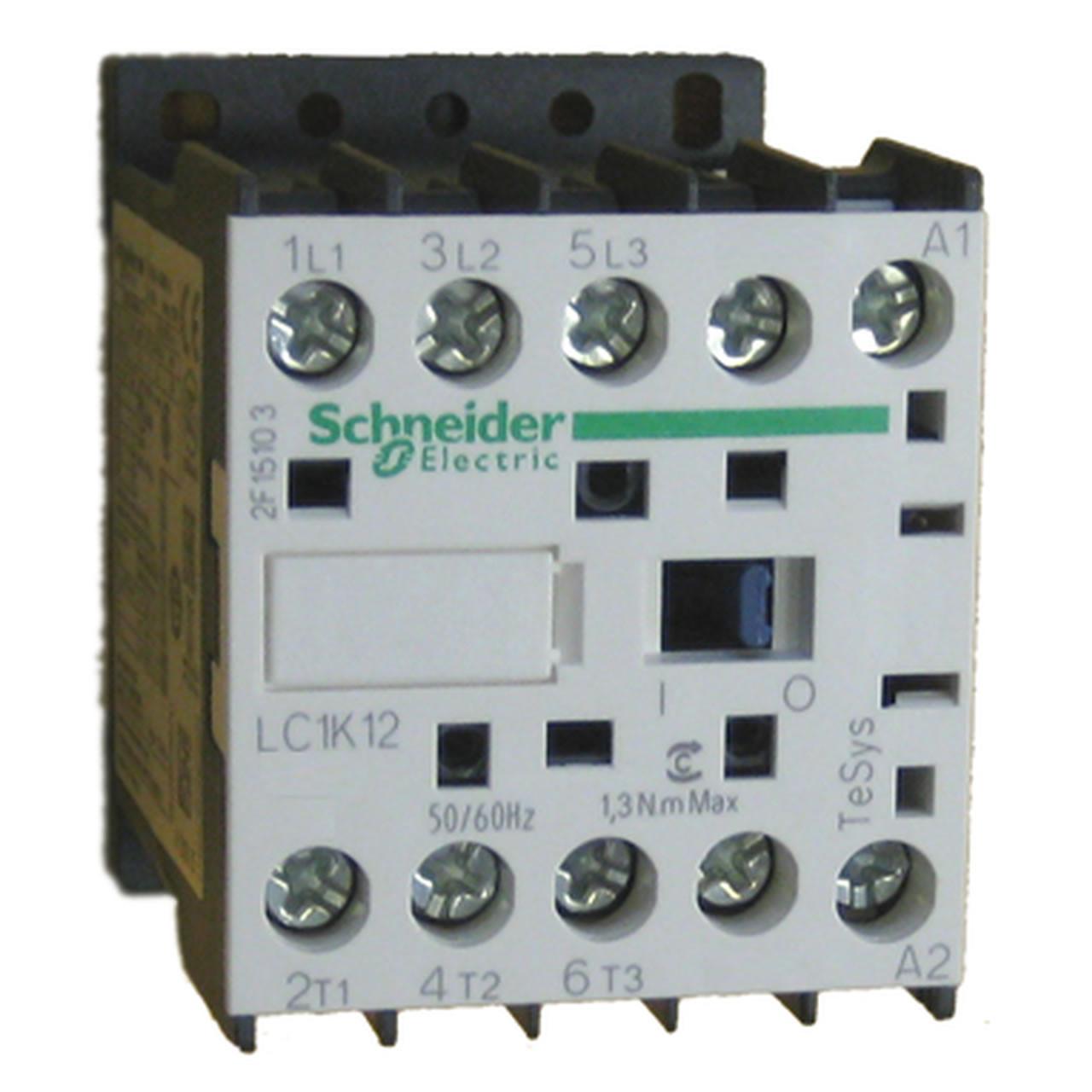 Schneider Electric LC1K1201R7 contactor