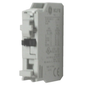 GE BCLF10 auxiliary contact