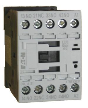 Eaton/Moeller DILA-31 24 volt control relay