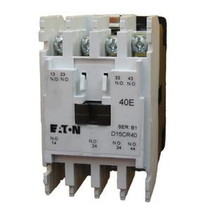 Eaton D15CR40 NEMA control relay