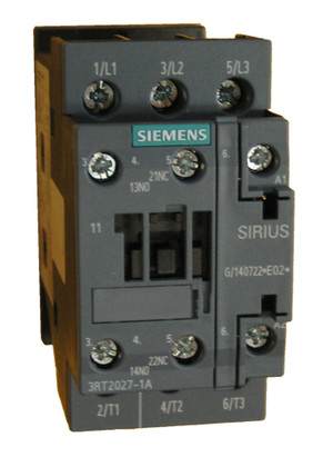 Siemens 3RT2027-1AG20 contactor