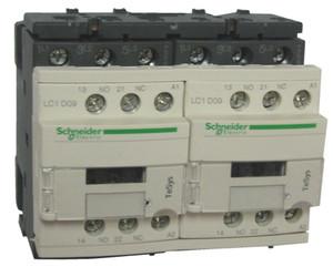 Schneider Electric LC2D09R7 reversing contactor