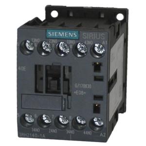 Siemens 3RH2140-1BM40 AC Control Relay