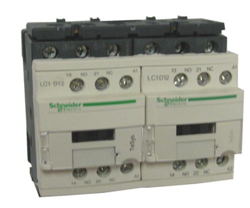Schneider Electric LC2D12 reversing contactor