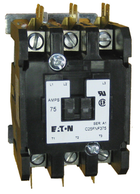 Eaton C25FNF375 contactor