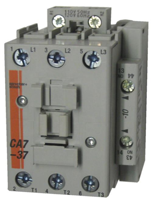 Sprecher and Schuh CA7-37-10-120 contactor
