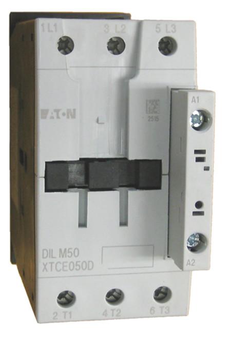 Eaton DILM50 RDC24 contactor