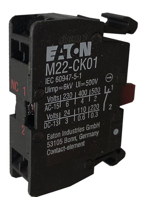 Moeller M22-CK01 contact block