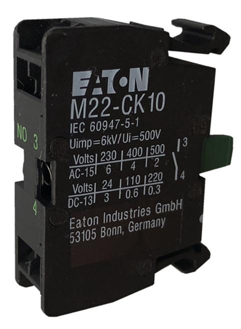 Moeller M22-CK10 contact block