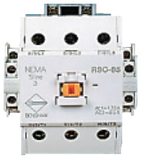 Benshaw RSC-75-6AC120 contactor