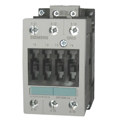 Siemens 3RT1036-1AU60 contactor