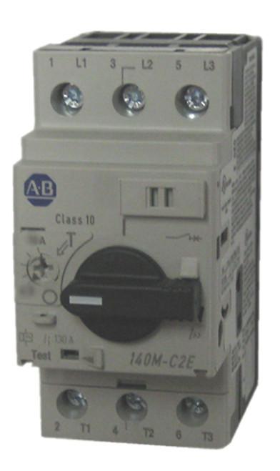 Allen Bradley 140M-C2E-B40 motor starter