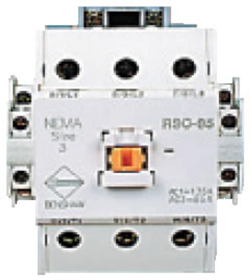 Benshaw RSC-85-6AC120 contactor