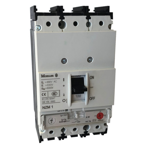 Moeller NZMB1-A100-NA circuit breaker