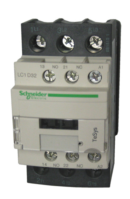 Schneider Electric LC1D32B7 contactor