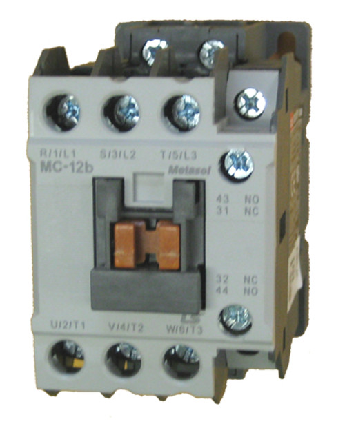 Metasol MC-12B-AC24 contactor