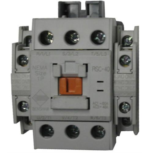 Benshaw RSC-40-6AC120 contactor