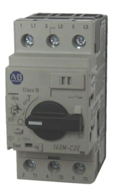 Allen Bradley 140M-C2E-C10 motor protector