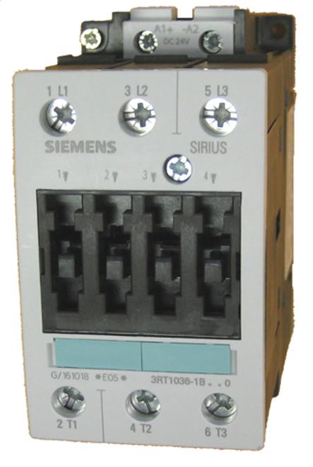 Siemens 3RT1036-1BB40 contactor