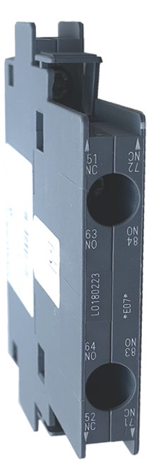 Siemens 3RH1921-1EA11 auxiliary contact