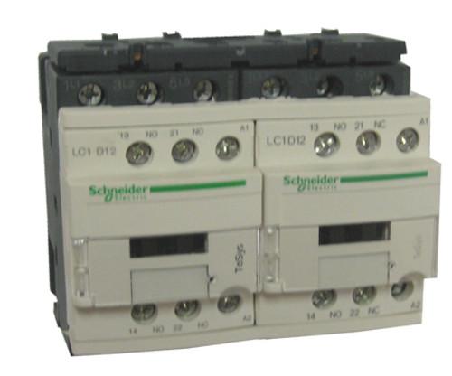 Schneider Electric LC2D12B7 reversing contactor