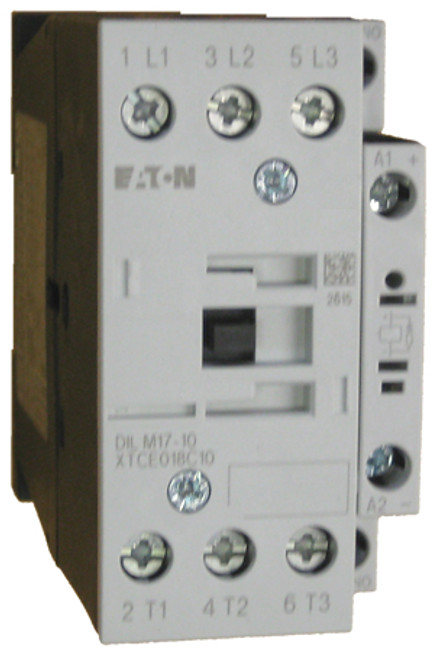 Eaton XTCE018C10 contactor