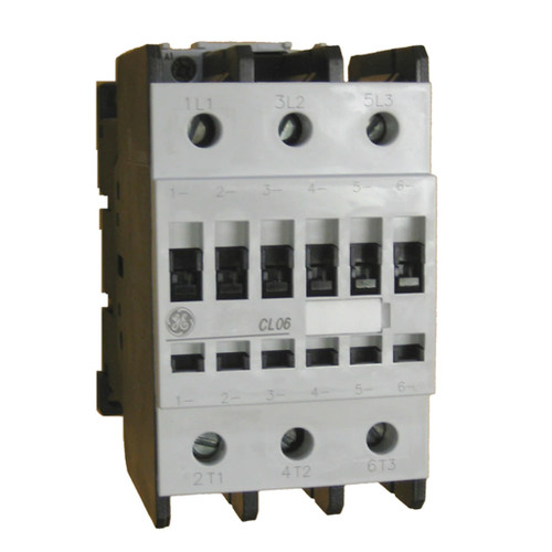 GE CL06A311M contactor