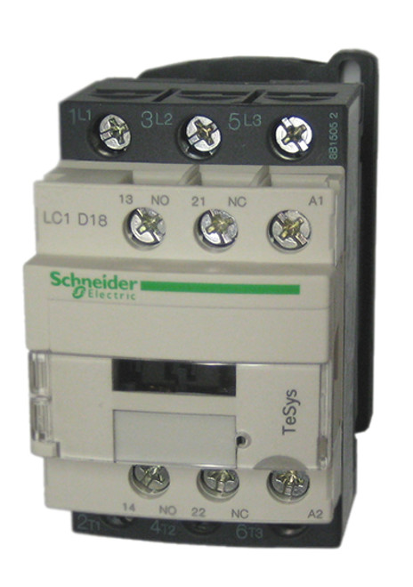 Schneider Electric LC1D18F7 contactor
