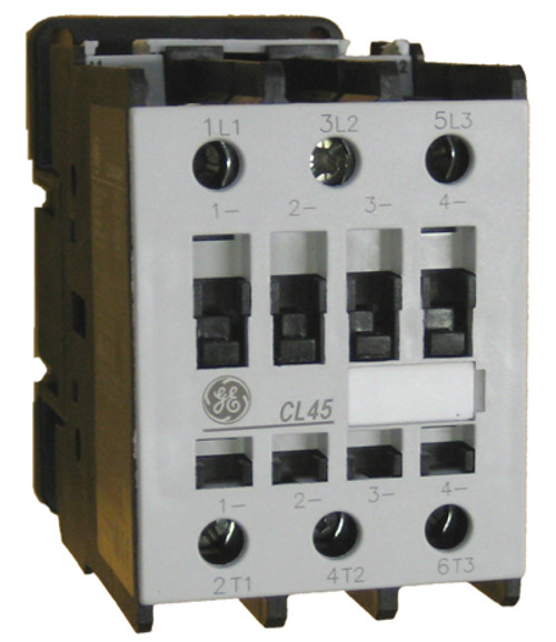 GE CL45A310ML contactor