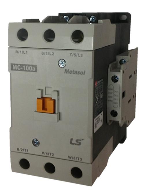 Metasol MC-100A-AC24 contactor