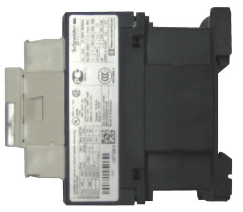 Schneider Electric LC1D12LE7 side label