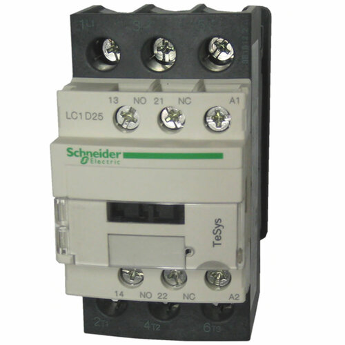 Schneider LC1D25 3 Pole Contactor