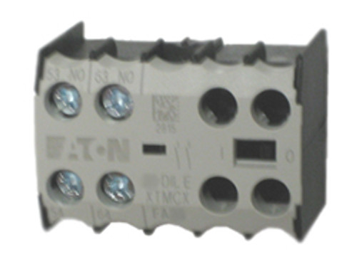 Eaton/Moeller 02DILE auxiliary contact